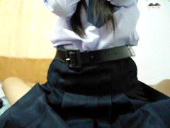 xxxหลุดนักเรียนนานาชาติเอากัน ขึ้นขย่มควยแฟนคาชุดนักเรียนร้องครางเสียวได้อารมณ์สุดเร่าร้อน