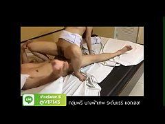 คลิปหีไทยทางบ้าน หลุดหีพยาบาลโดนผัวเย็ดก่อนไปทำงานจัดไป1น้ำเเตกในใส่หีเย็ดพยายบาล