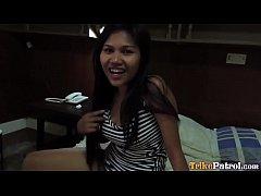 หนังโป๊ฝรั่ง เย็ดหีสาวไทยหุ่นสุดxxx โดนของใหญ่เข้าไปเสียวหีร้องครางใหญ่เลย