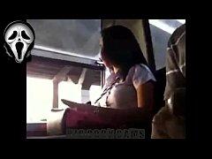 คลิปโป้ไทยออนไลน์2020 ไอ้หนุ่มโรคจิตชักว่าวโชว์ควยบนรถเมย์ให้นักศึกษาม.ดังย่านบางเขนดูน้ำเเตก